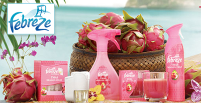 Febreze Thai Dragon Fruit Scent