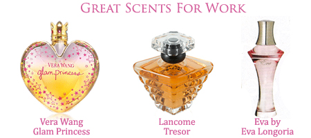 Perfumes for Work