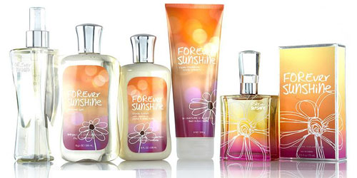 Bath & Body Works Forever Sunshine