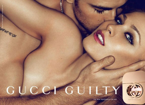 Gucci launched new Gucci Guilty Perfume