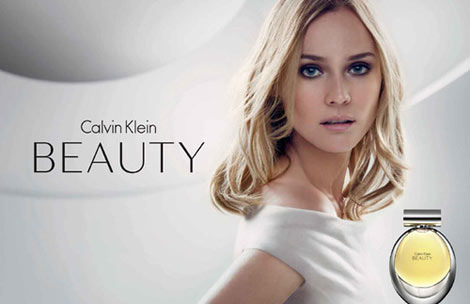 Calvin Klein Beauty Perfume Ad