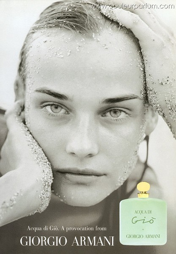 Diane Kruger - Acqua di Gio for Women