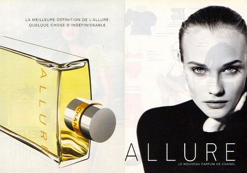 Diane Kruger - Chanel Allure Ad