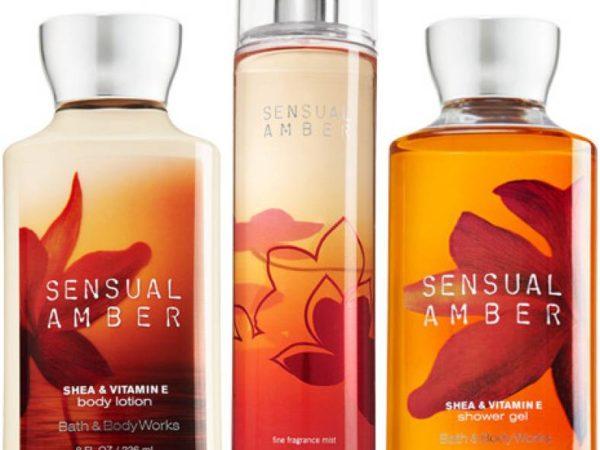 Bath and Body Works Sensual Amber