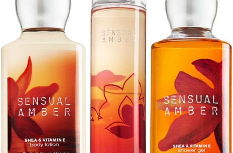 Bath and Body Works Sensual Amber