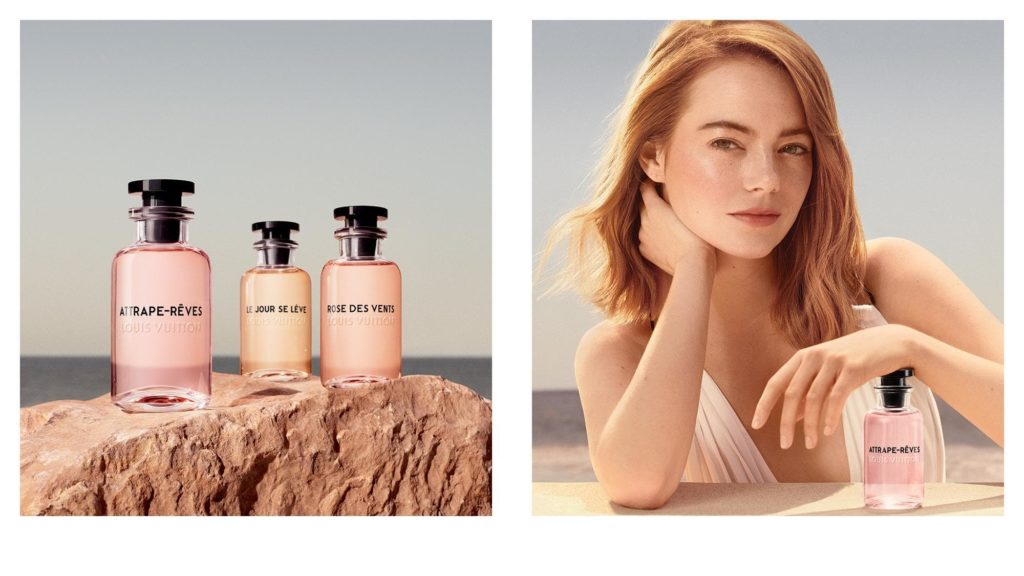 Louis Vuitton Les Parfums - Emma Stone
