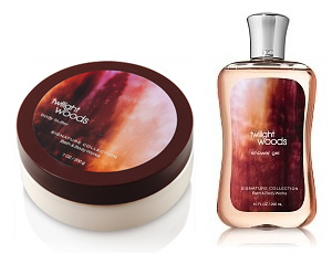 Bath and Body Works Twilight Woods