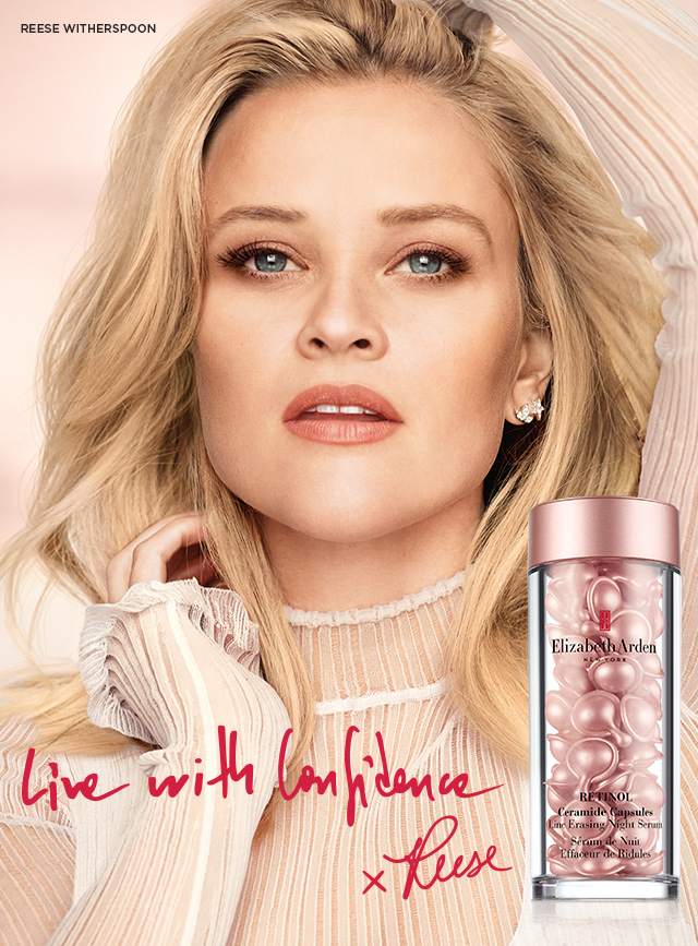 Reese Witherspon for Elizabeth Arden