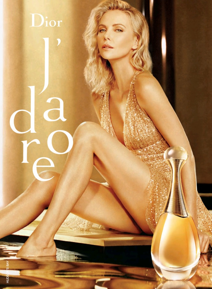 Dior Jadore Absolu 2018 Charlize Theron