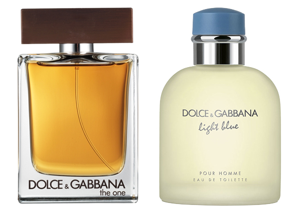 Dolce & Gabbana Fragrances for Men