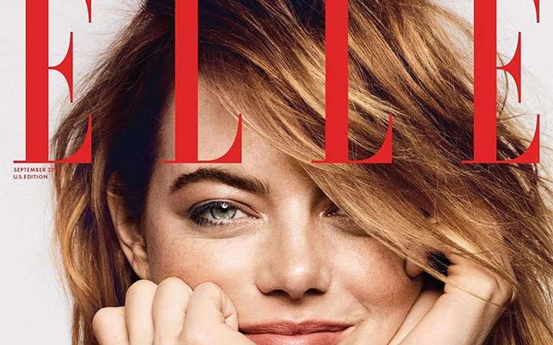 Elle Magazine September 2018 – Perfume Ads & Editorials