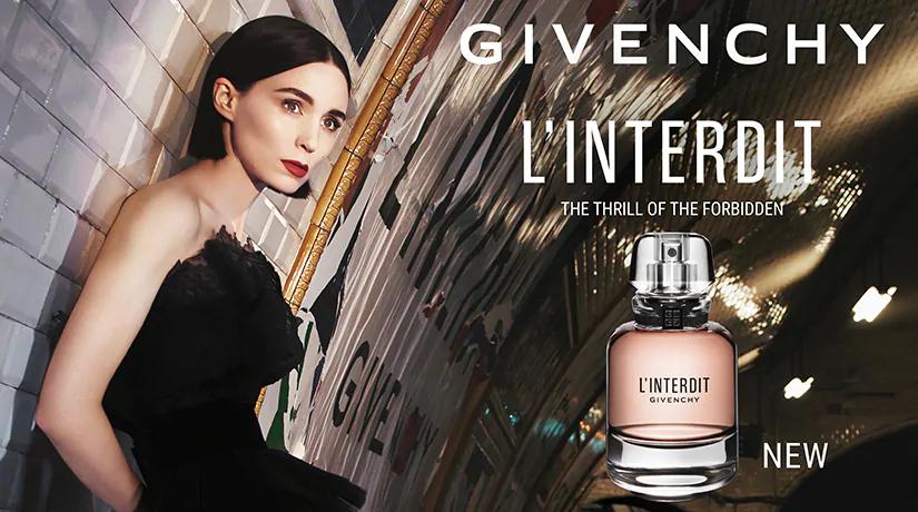 Givenchy L'Interdit Perfume 2018