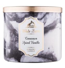White Barn Cinnamon Spiced Vanilla Candle