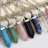 Crystal Pendant Mood Bling