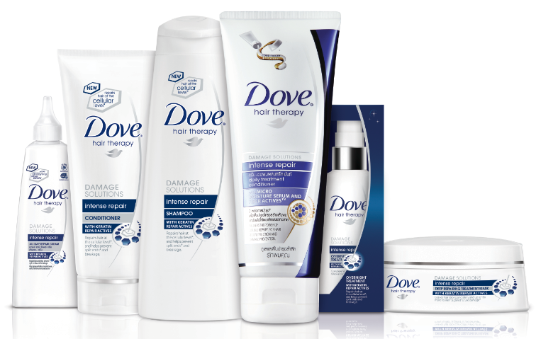 New Love for My Hair – Dove Intensive Repair Conditioner