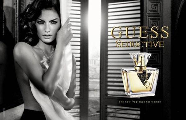 Guess Seductive Perfume Ad Alyssa Miller