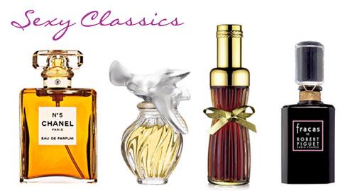 Sexy Classic Perfumes