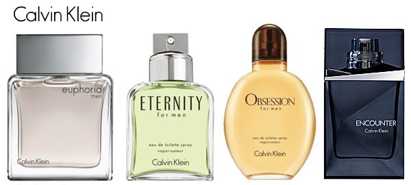 Calvin Klein Fragrances for Men