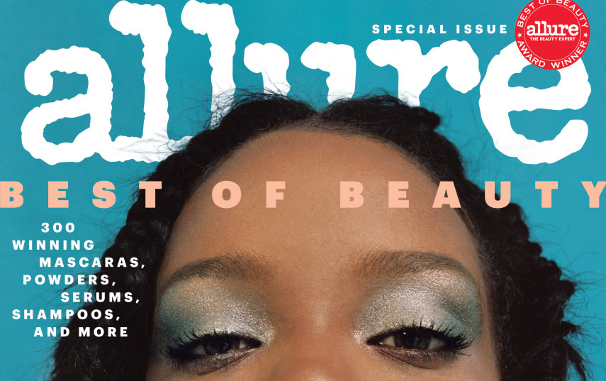 Allure Best of Beauty Awards 2018 Issue